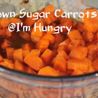Brown Sugar Carrots