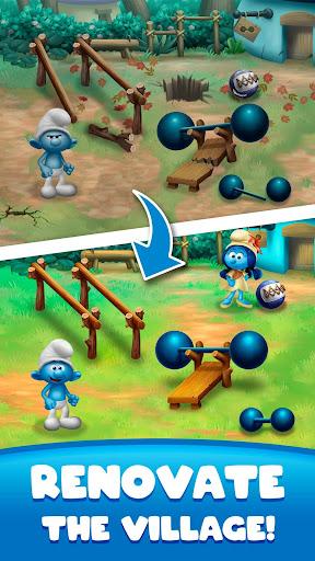 Smurfs Bubble Shooter Story 2.08.17838 screenshots 1