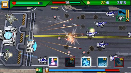 Tank ON 2 Jeep Hunter – Arcade Base Defender 5