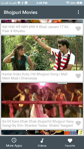 Download Hot Bhojpuri video Songs on PC & Mac with AppKiwi