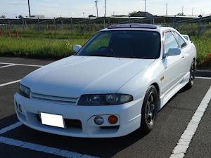 スカイライン ECR33 1996年式 GTS-t Type-M SpecⅡのカスタム事例画像 たッきィ~さんの2020年08月08日21:28の投稿