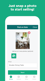 OfferUp - Buy. Sell. Offer Up Screenshot