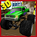 4x4 Monster Truck Roof Stunts 1.0 Apk