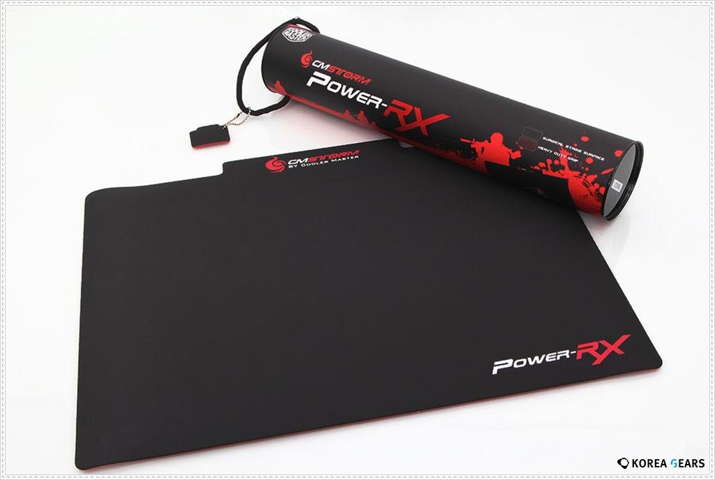 Đập hộp bàn di chuột CM Storm Power RX