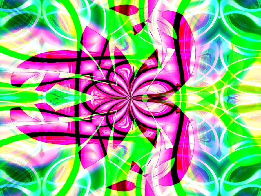 by All Boys - Illustration Abstract & Patterns ( digital, abstract art, design, illustration )