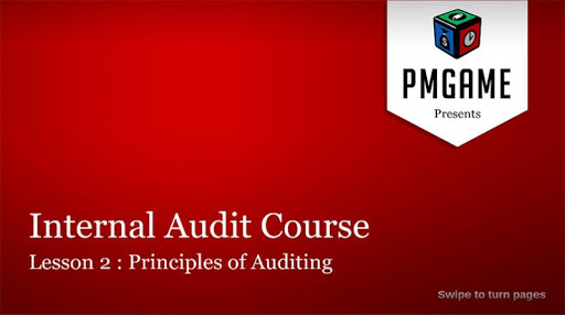 Internal Audit Course Lesson 2
