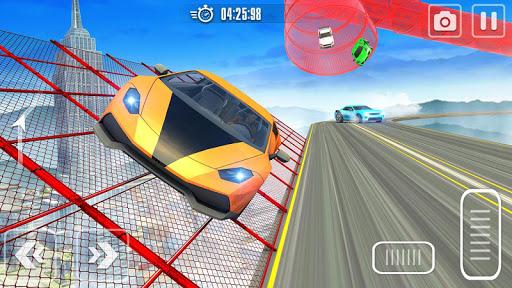 Impossible Race Tracks: Car Stunt Games 3d 2020 apkpoly screenshots 10