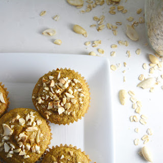 Whole Grain Citrus and Olive Oil Muffins
