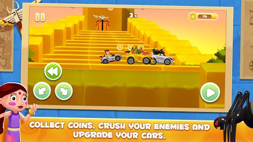 Chhota Bheem Speed Racing  screenshots 4