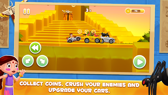 Download Chhota Bheem Speed Racing Game 4