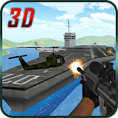 Russian Navy Sniper Attack 3D