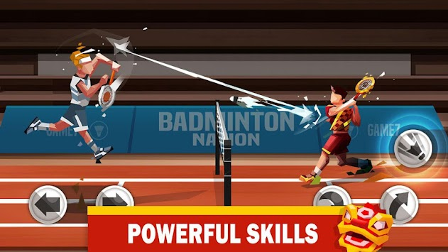 Badminton Liga APK screenshot thumbnail 1