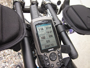 Photo: Elevation was 3314m. But still climbing,