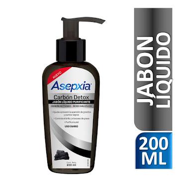 Jabon Liquido Asepxia