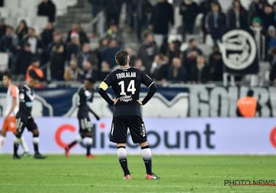 Bordeaux tombe face à Caen avec but de Santini, Marseille a beaucoup attendu avant de faire la différence