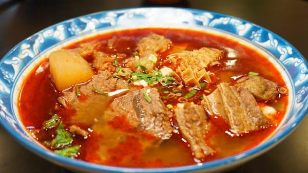 大紅袍牛肉麵&牛肉湯鍋