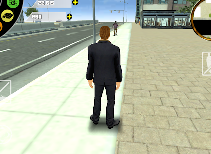 San Andreas: Real Gangsters 3D Screenshot