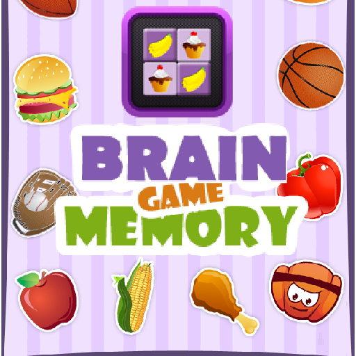 Brain Memory Game (Picture Match)