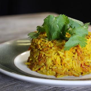 Golden Rice Pilaf