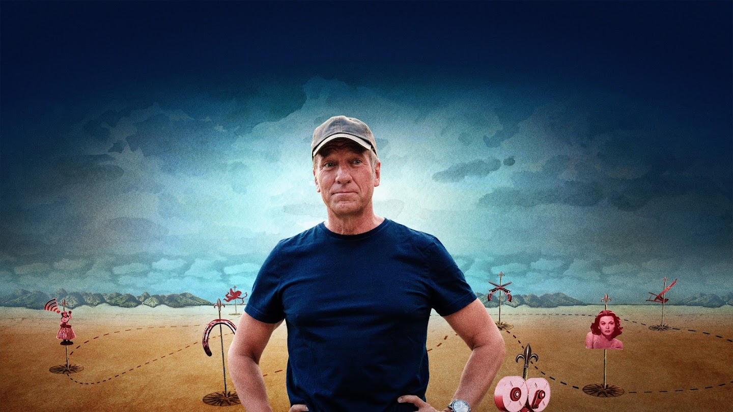 Watch Six Degrees With Mike Rowe live