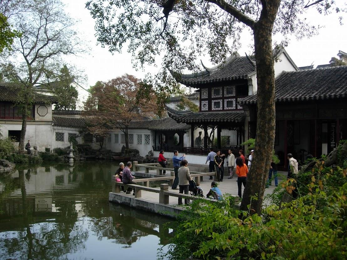 Jardin Liu à Suzhou