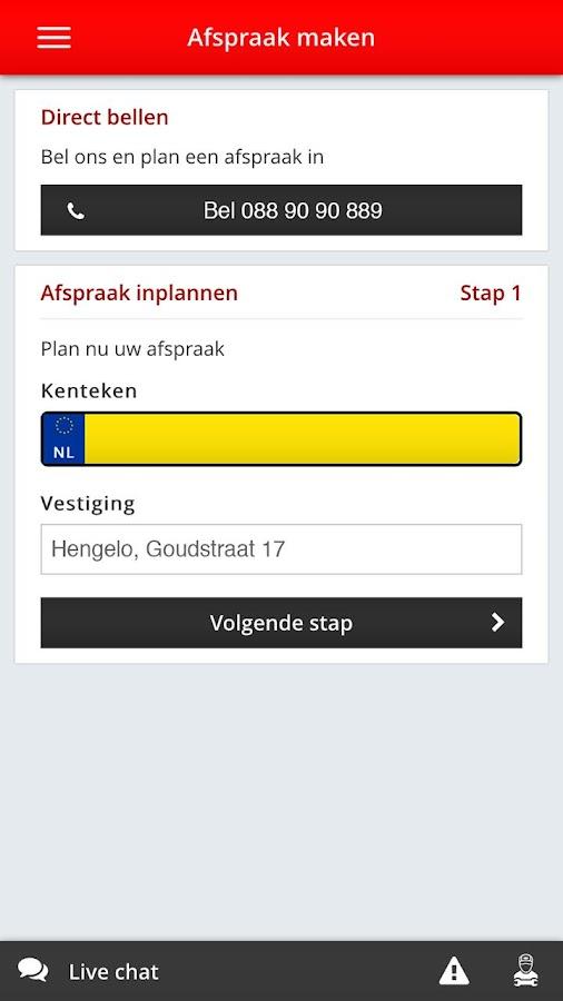 Bleeker & De Jong- screenshot