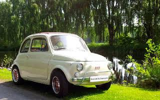 Fiat 500 Rent Fyn