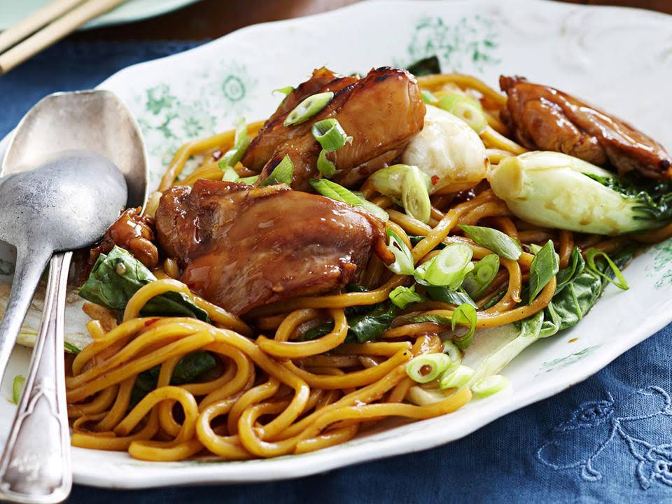 10 best chinese noodle bowl recipes. Black Bedroom Furniture Sets. Home Design Ideas