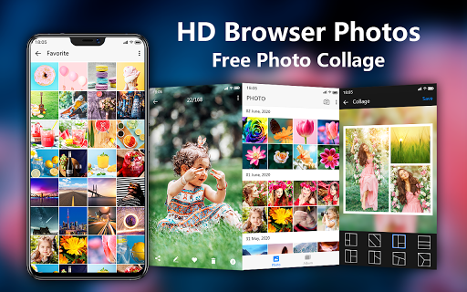 Photo Gallery - Smart Photo Organizer ss1