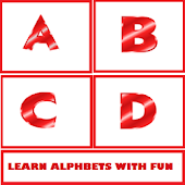 Learn Alphabets with Fun