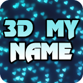 3D My Name Tag
