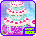 Delicious Cake Games mobile app icon