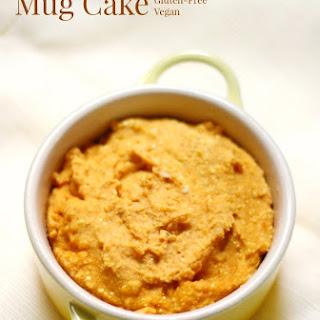 Pumpkin Cornbread Mug Cake