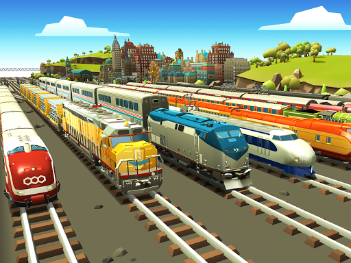 Train Station 2: Rail Strategy & Transport Tycoon 1.27.1 screenshots 3