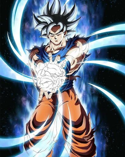 Goku ultra instinct mastered 2018 apk download - Goku ultra instinct mastered wallpaper ...