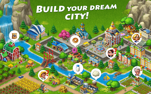 Township 7.8.6 MOD APK (UNLIMITED MONEY) 4