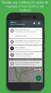Restricción Vehicular screenshot 1