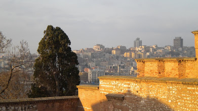 Photo: Istanbul from Topkapi Palace