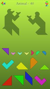 Download Tangram & Polyform Puzzle For PC Windows and Mac apk screenshot 4