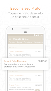 Camarão do Elias - Entrega e Delivery de Comida- screenshot thumbnail