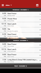 Raw Power Yoga Brisbane- screenshot thumbnail