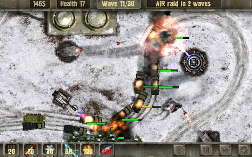 Defense Zone - Original APK MOD screenshots 1