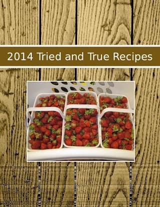 2014 Tried and True Recipes