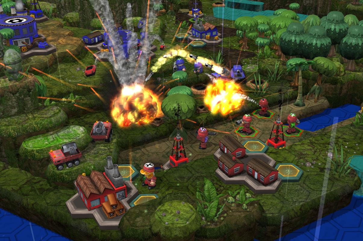Epic Little War Game screenshot #15