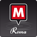 Rome Metro Augmented Reality icon