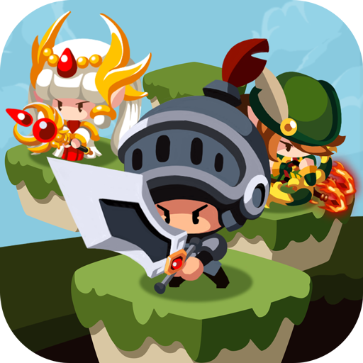 Merge Heroes : Attack on Dragons!
