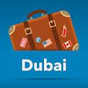 Dubai offline map icon