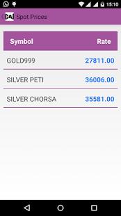Chetan Art Jewellers screenshot