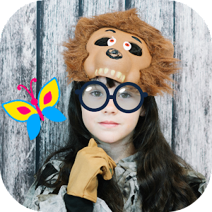Snap Filters Stickers for Kids Icon