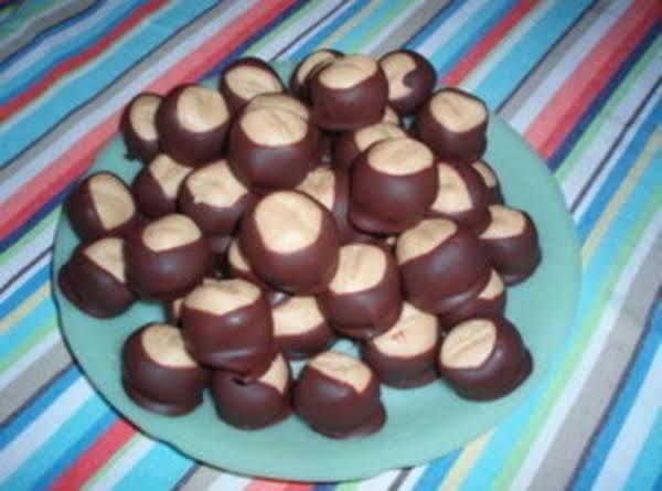 Peanut Butter Buckeyes